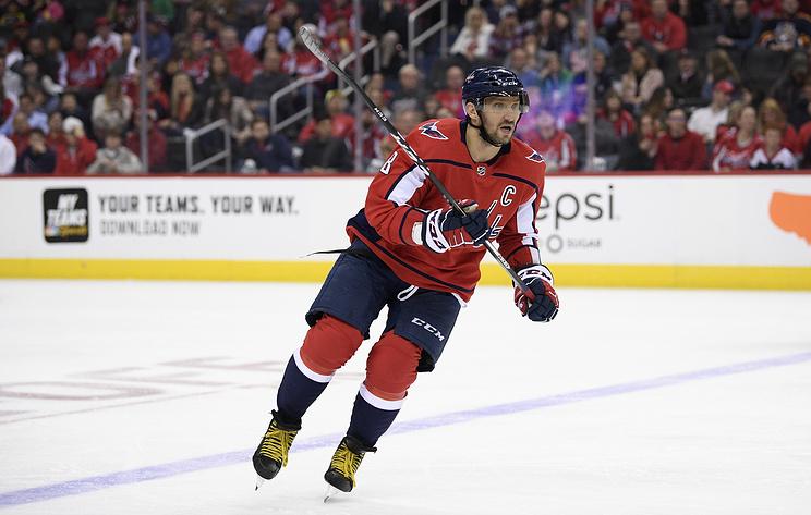 Овечкин сохранил 4-е место в списке самых высокооплачиваемых игроков НХЛ по версии Forbes