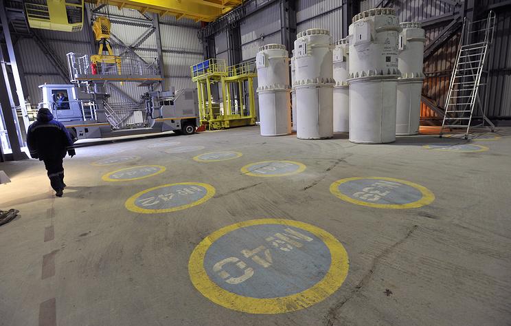 Красноярские ученые создали сверхпрочный цемент для утилизации радиоактивных отходов