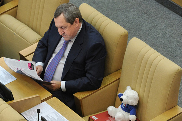 Депутата Госдумы лишили неприкосновенности при загадочных обстоятельствах