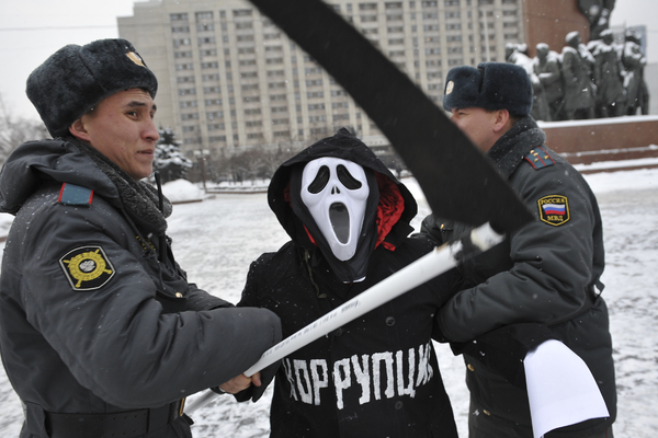 Обнаружен главный рассадник коррупции в России