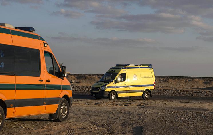 В Египте в ДТП погибли двое россиян