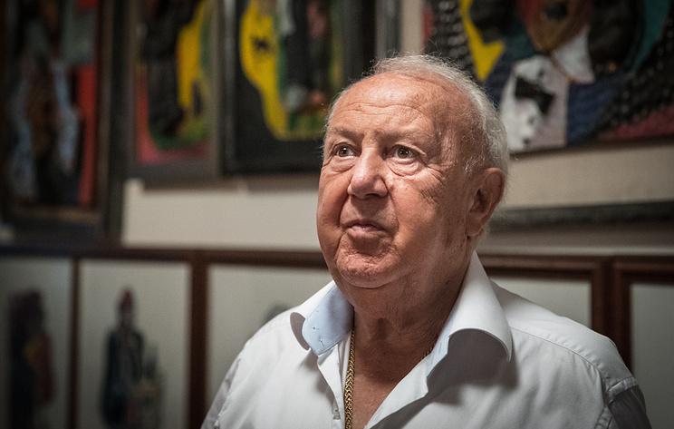 Народному художнику СССР Зурабу Церетели исполняется 85 лет