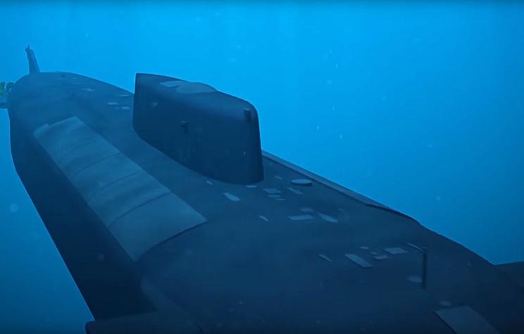 """Источник: стратегический подводный беспилотник """"Посейдон"""" получит скорость более 200 км/ч"""