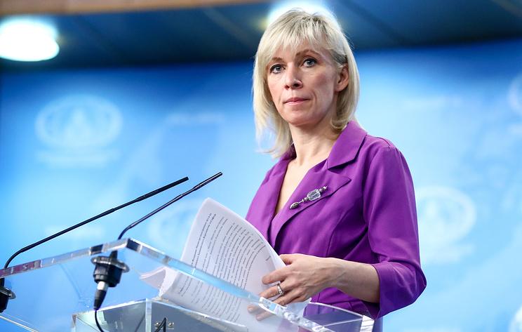 Захарова: британская сторона направила запрос на консульское посещение Пола Уилана