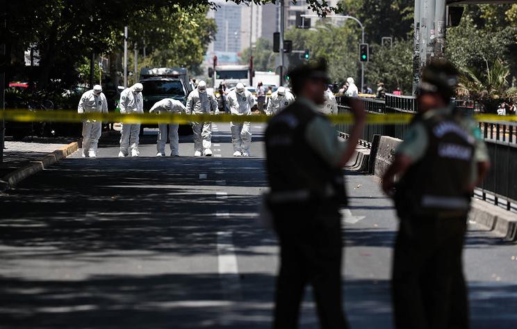 В посольстве России сообщили, что россияне не пострадали при взрыве в Чили