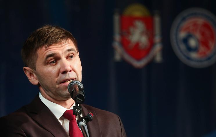 Два российских футбольных клуба могут провести учебно-тренировочные сборы в Крыму