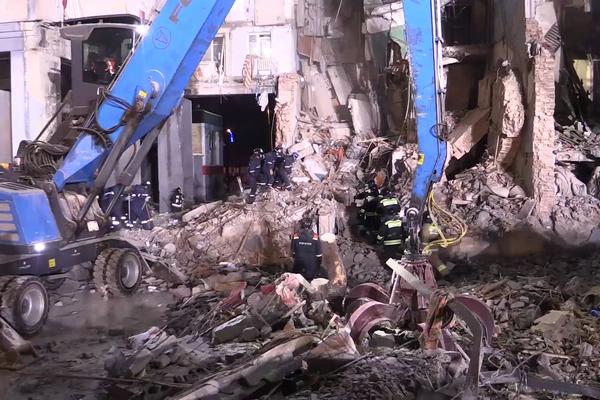 Правительство выделило деньги пострадавшим при обрушении дома в Магнитогорске