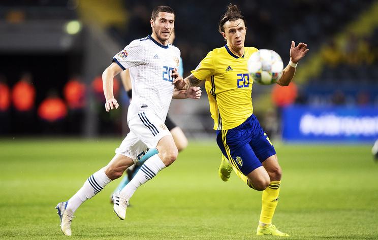 СМИ: 'Краснодар' договорился о приобретении футболиста сборной Швеции Ольссона за €4,9 млн