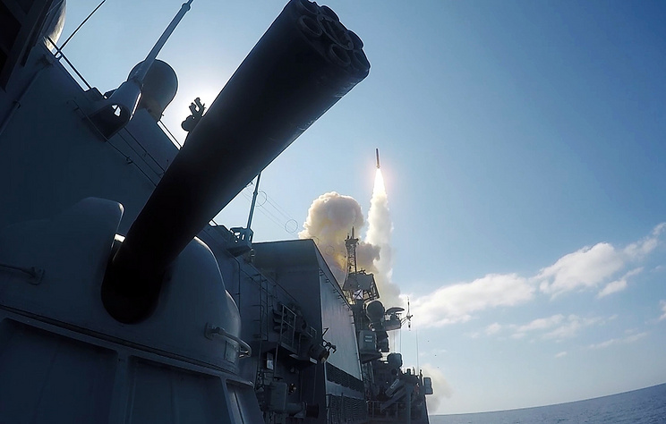Источник: в России разрабатывают новую крылатую ракету 'Калибр-М'
