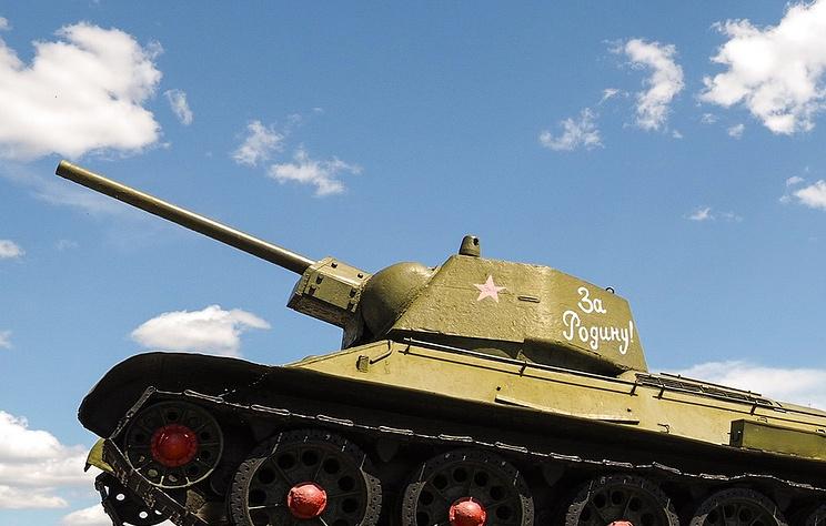Минобороны России приняло от минобороны Лаоса 30 танков Т-34