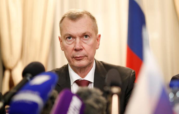 Постпред РФ: Россия не будет платить за механизм установления виновных в ОЗХО