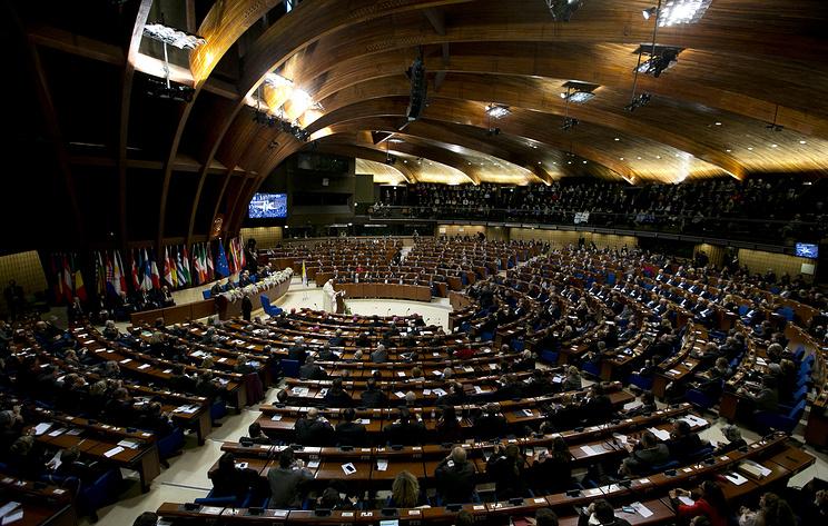 Госдума получила предложение от ПАСЕ сформировать делегацию для участия в зимней сессии