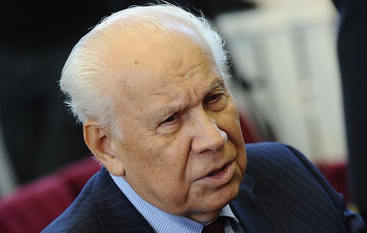 Умер последний глава Верховного Совета СССР Анатолий Лукьянов