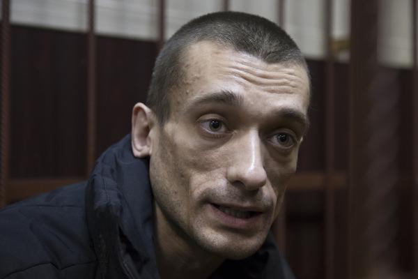 Павленский посвятил свой судебный процесс маркизу де Саду