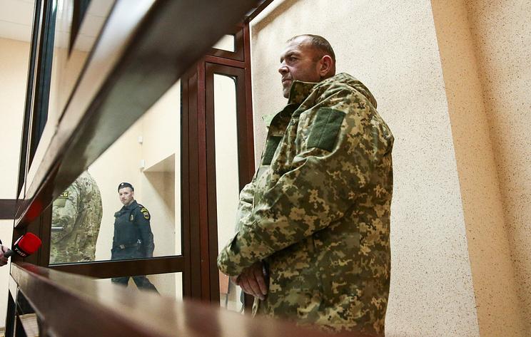 ФСБ просит продлить срок ареста задержанных в Керченском проливе украинских моряков