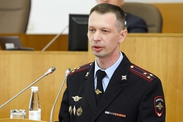 Полковник МВД пострадал от двери в служебный кабинет