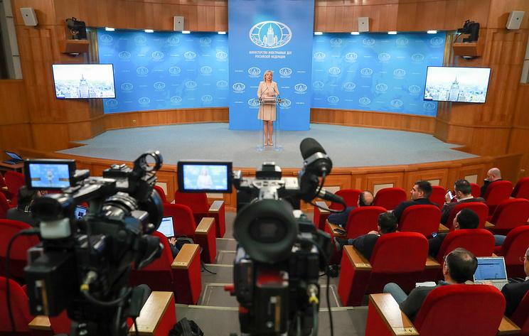 Захарова: стратегический курс на укрепление отношений с Белоруссией не подлежит сомнению
