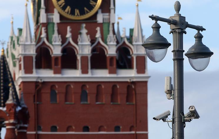 Количество камер видеонаблюдения в Москве увеличилось на 4% в 2018 году