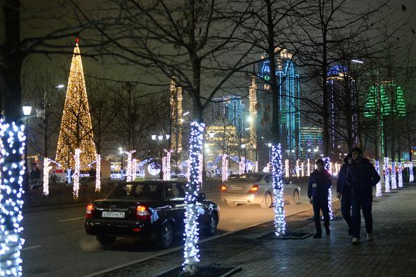 Задержанных на Новый год за покупку алкоголя чеченцев отпустили