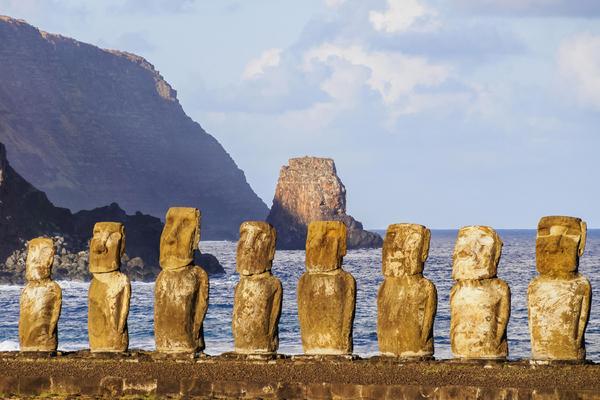 Раскрыта тайна древних статуй на острове Пасхи