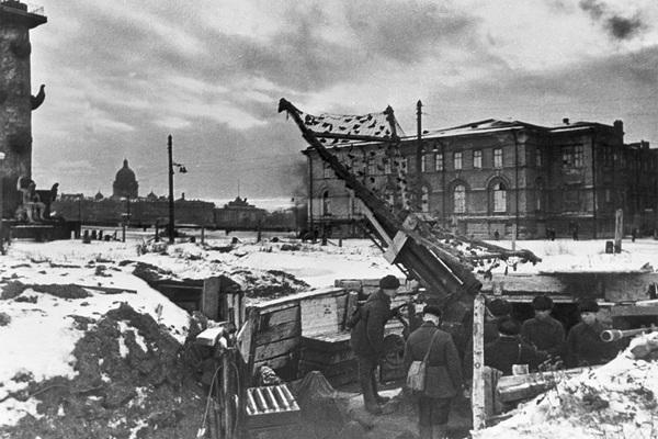 Раскрыты потери СССР в ходе прорыва блокады Ленинграда