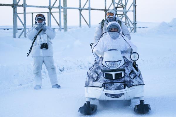 В России ответили на планы США отправить военные корабли в Арктику