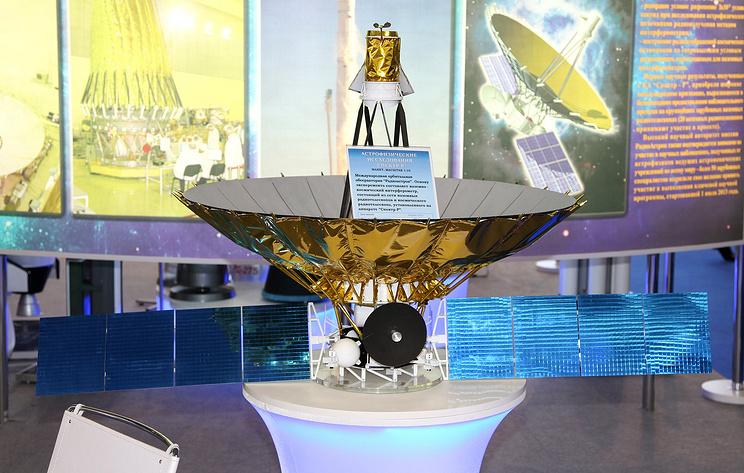 """Руководитель проекта """"Радиоастрон"""" сообщил о проблемах с управлением аппаратом """"Спектр-Р"""""""
