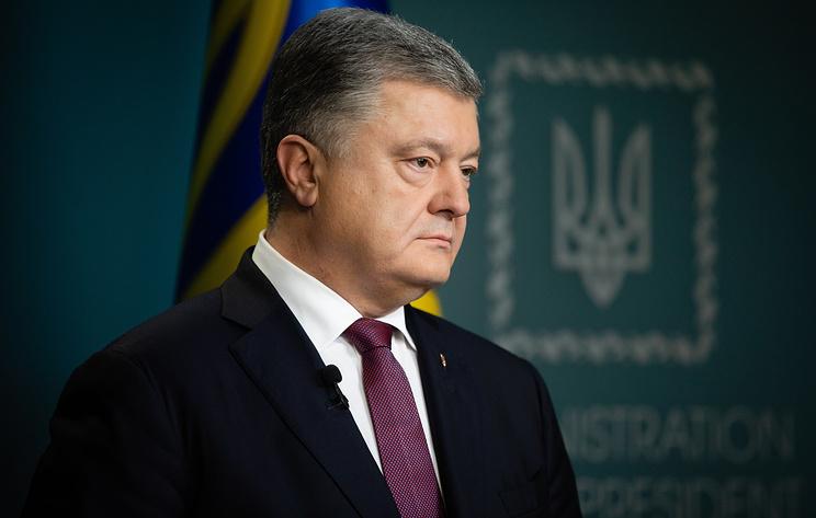 Порошенко сообщил, что Украина получит более 10 ударных беспилотников из Турции