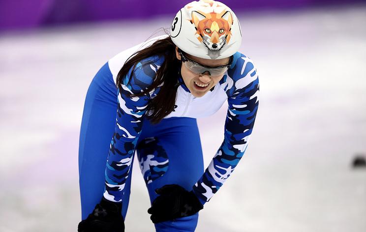 Шорт-трекистка Просвирнова стала третьей на дистанции 1500 м на чемпионате Европы