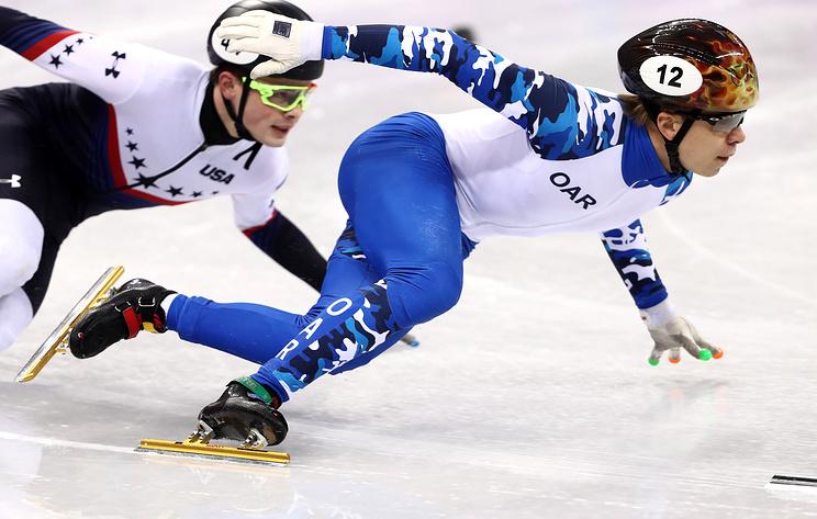 Елистратов стал третьим на дистанции 1500 м на чемпионате Европы