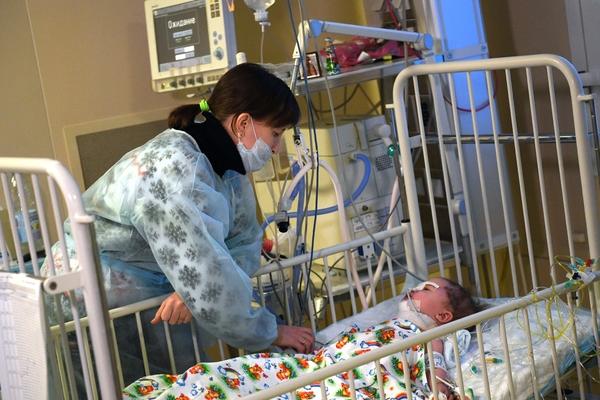 Врачи спасли ногу пострадавшему в Магнитогорске младенцу