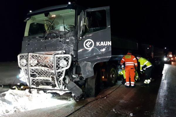 Туристы погибли в результате аварии в Швеции