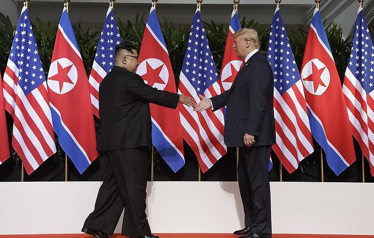 СМИ: Трамп предложил провести переговоры с Ким Чен Ыном во Вьетнаме в середине февраля