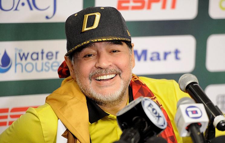 Марадона успешно прооперирован в клинике Буэнос-Айреса