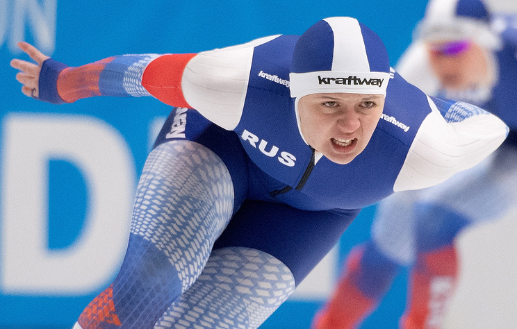 Россиянки Качанова и Фаткулина стали призерами ЧЕ в спринтерском многоборье
