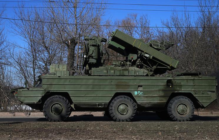 В ЛНР заявили, что Киев разместил комплекс ПВО в жилой застройке у линии соприкосновения