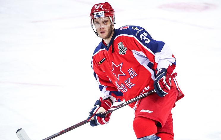 Хоккеист ЦСКА Робинсон не рассматривал варианты перехода в другой клуб