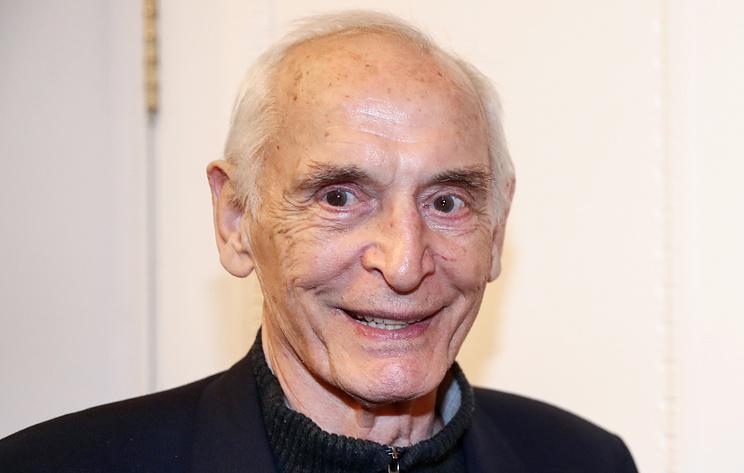 Народный артист СССР Василий Лановой отметит 85-летний юбилей на сцене Театра Вахтангова