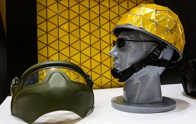 В России планируют создавать одежду из меняющей цвет маскировки для военной техники