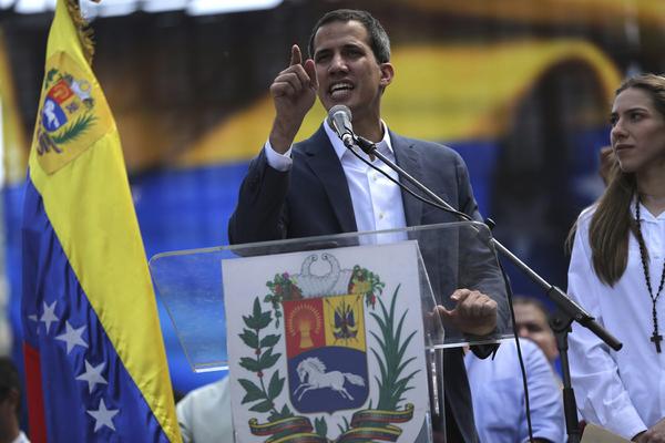 Италия помешала ЕС признать Гуайдо