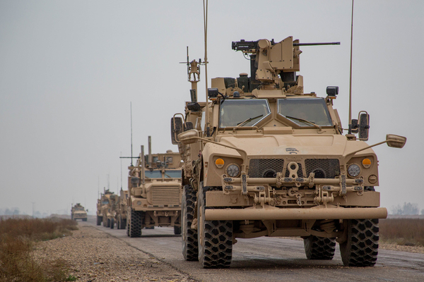 США оценили владения ИГ в Сирии