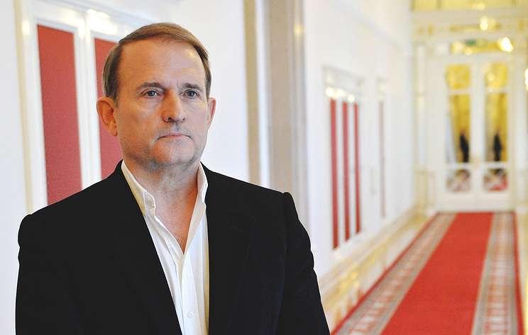 Медведчук назвал возбужденное против него дело политическими репрессиями
