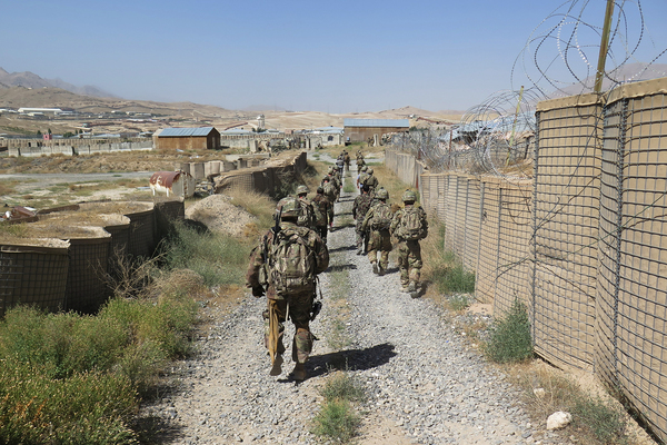 Талибы понадеялись на быстрый уход США из Афганистана