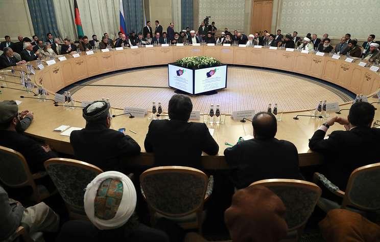 Межафганская конференция в Москве. Большие ожидания и восточный колорит