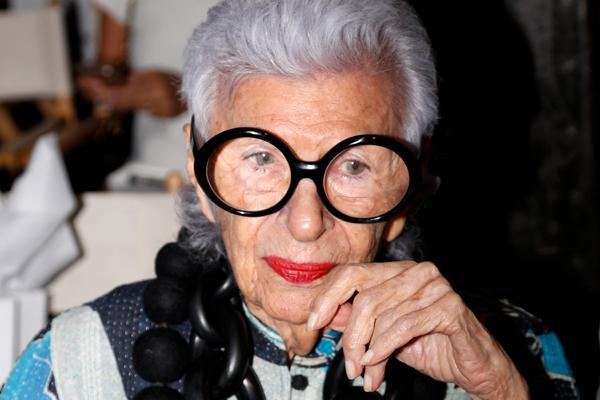 97-летняя женщина неожиданно стала моделью и растрогалась