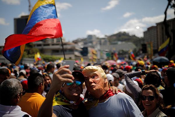 Россия рассказала о подготовке военного вторжения США в Венесуэлу