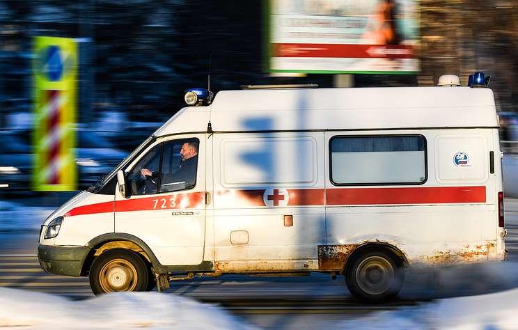 В Междуреченске произошло ДТП с автобусом с сотрудниками разреза 'Распадский'