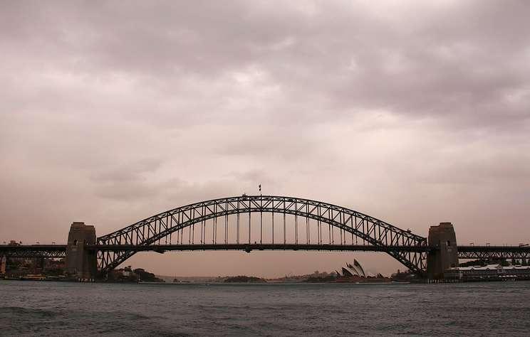 Около 30 тыс. домов остались без электроэнергии из-за грозы в Сиднее
