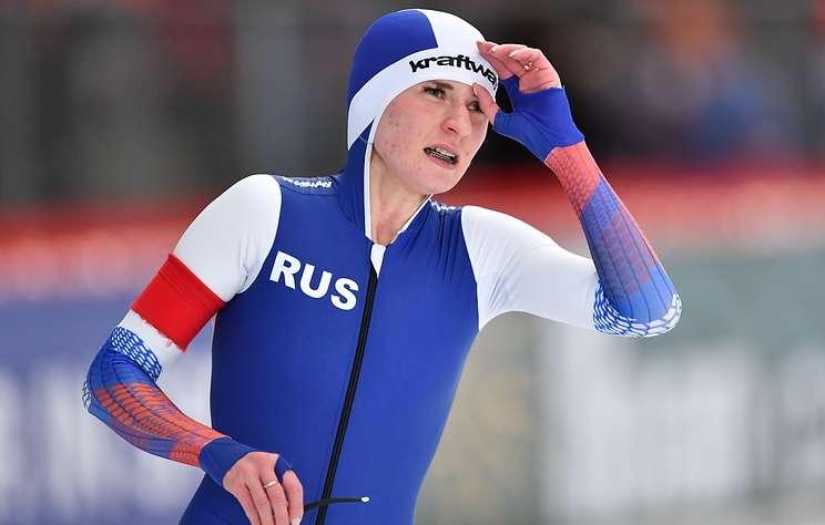 Конькобежка Воронина не ожидала от себя показанных на дистанции 5000 м секунд в рамках ЧМ