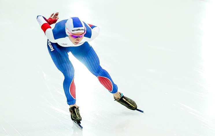 Россиянка Казелина завоевала бронзу в масс-старте на ЧМ по конькобежному спорту